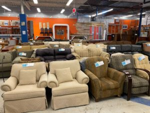 Large Selection of Couches, Loveseats & Chairs